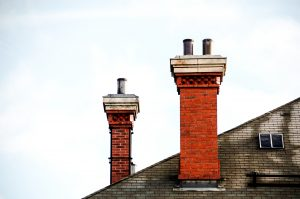 Close-up of a chimney