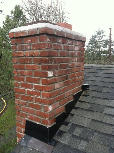 Nw Portland Chimney Repair After Picture2 Chimcare