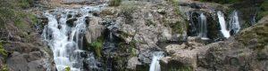 Waterfalls at Battle Ground
