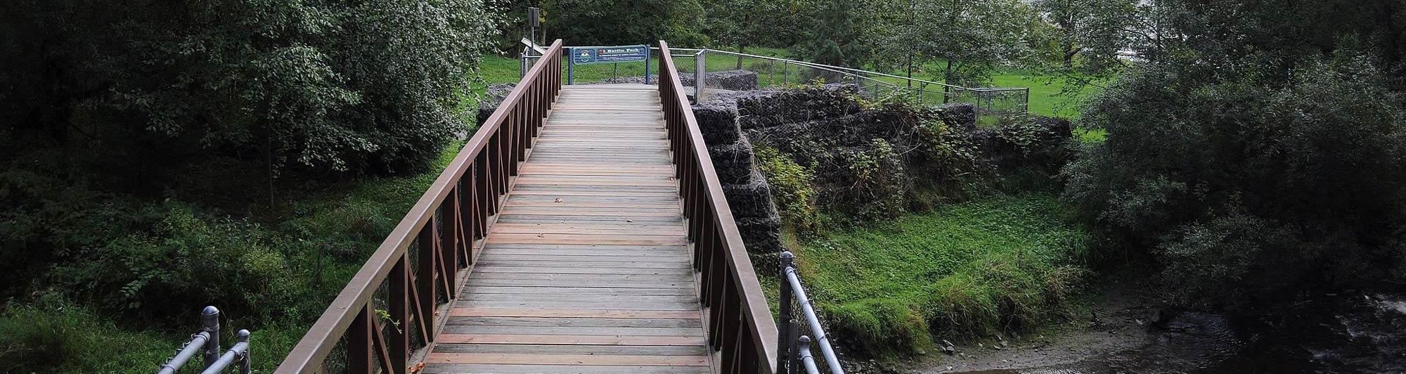 Bridge in Monroe