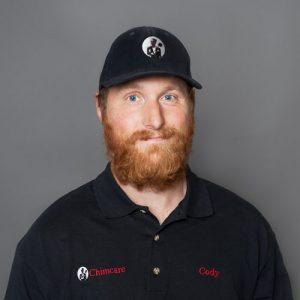 Portrait of Portland Chimney Sweep Cody