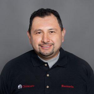 Portrait of Romario